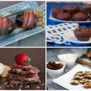Delicious Recipes from Gluten-Free Snacks by Jessica Espinoza of Delicious Obsessions // shop.deliciousobsessions.com