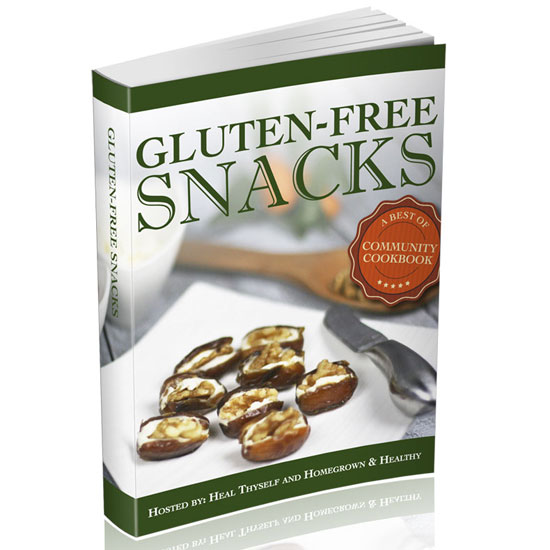 Gluten-Free Snacks by Jessica Espinoza of Delicious Obsessions // shop.deliciousobsessions.com