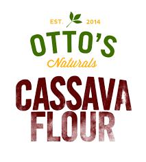 Otto's Naturals Cassava Flour Logo